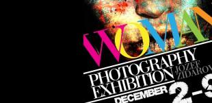 W.O.M.A.N., изложба фотографии на Йозеф Зидаров, 02-09.12.