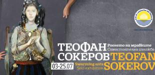 Роенето на мравките, проф. Теофан Сокеров, самостоятелна изложба, 03.07.-25.07.